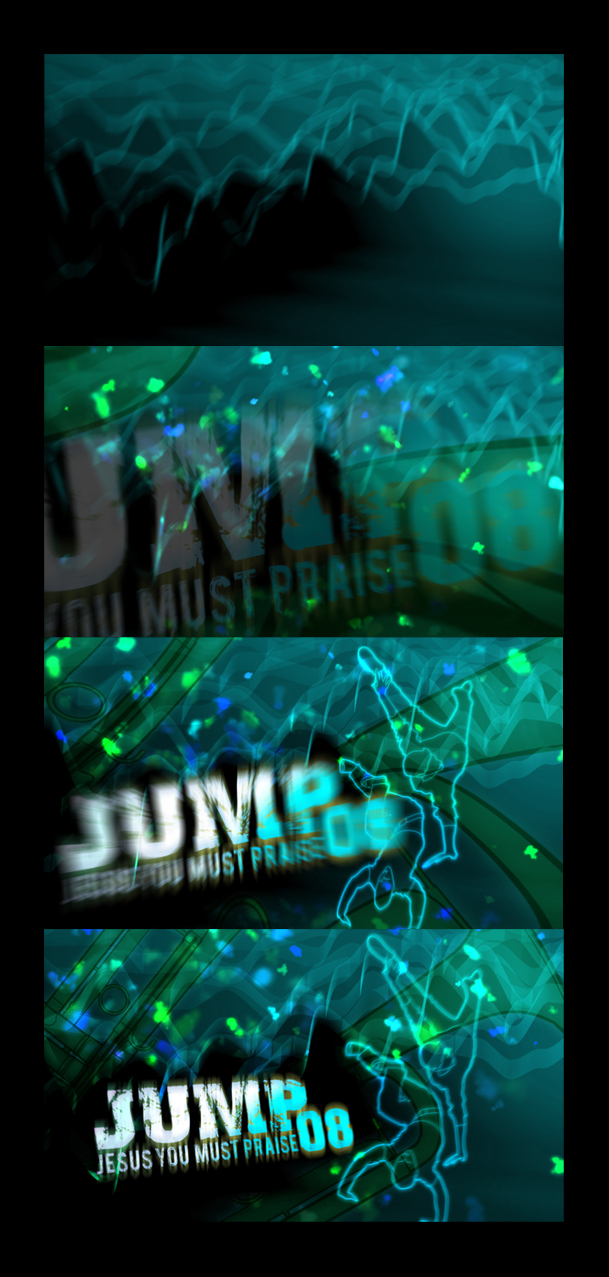 _10.JUMP Motion Graphics by mongsterboy
