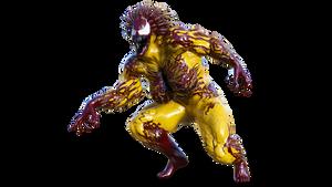 Scream symbiote 08 - COMMISSION