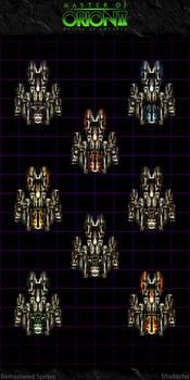 Master Of Orion II: Avenger Variants