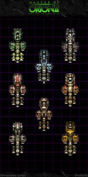 Master Of Orion II: Troopships