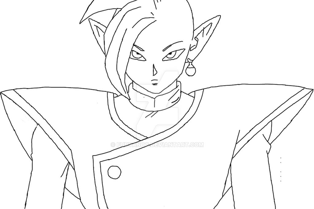 Trunks Dbz Coloring Pages