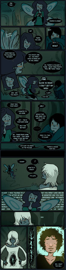 AR : Round 2 Page 1