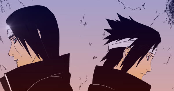 Sasuke Vs Itachi By Kiltin On DeviantArt