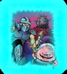 Invaders by Dasha-KO