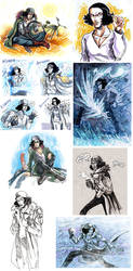 Kuzan sketches