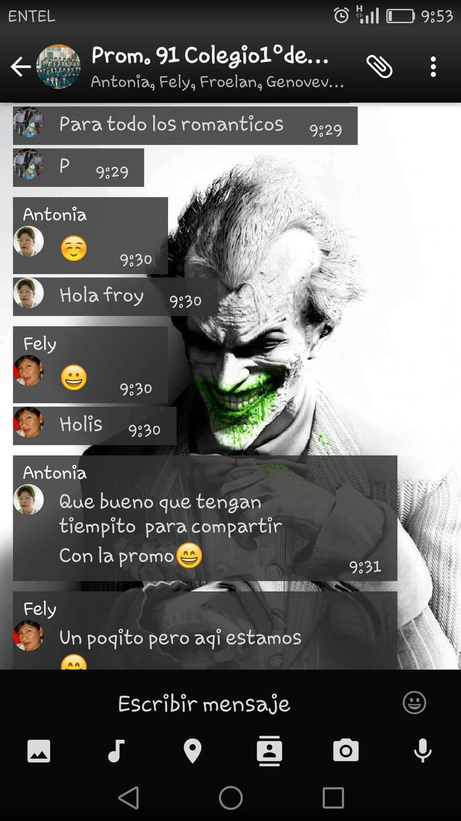 joker whatsapp by Bonifas2000