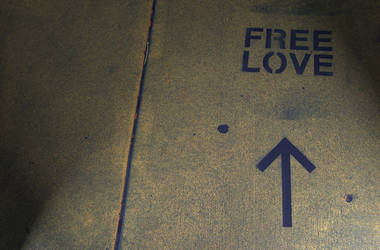 free love. by haytraveler