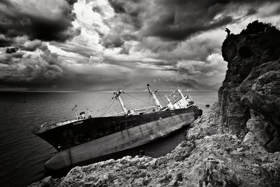 Sea Bright' by MustafaDedeogLu