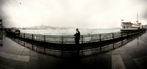 .ordinary day in istanbul