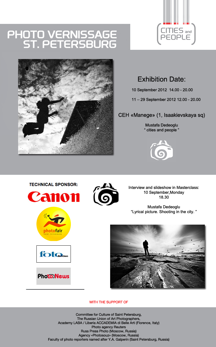 exhibition - saint petersburg