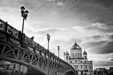 Moscow' by MustafaDedeogLu
