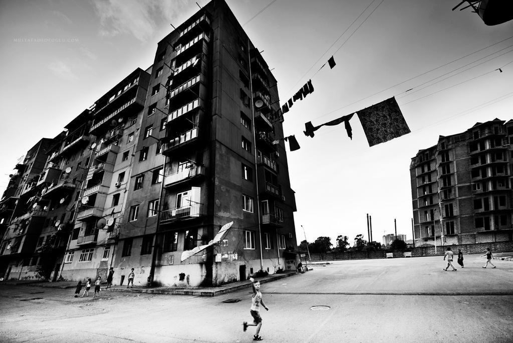 kite runner by MustafaDedeogLu