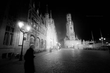 in Brugges by MustafaDedeogLu