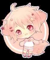 pink cutie! by oWinTer