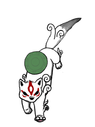 Amaterasu Run by RunningSpud