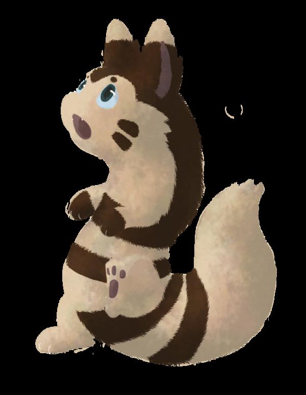 Fretful Furret by RunningSpud