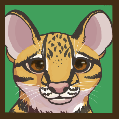 Ocelot by RunningSpud