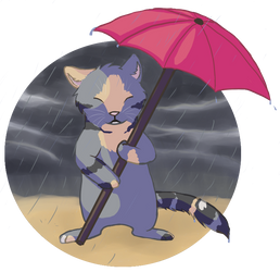Stormy by RunningSpud