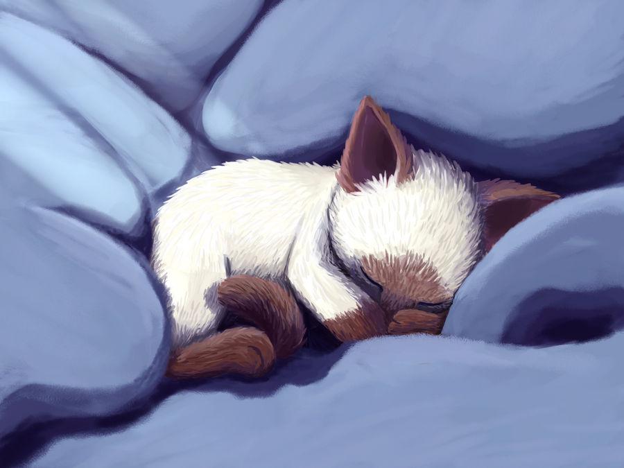 Blanket Fort by RunningSpud