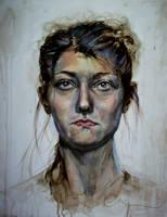 self portrait by Nissy