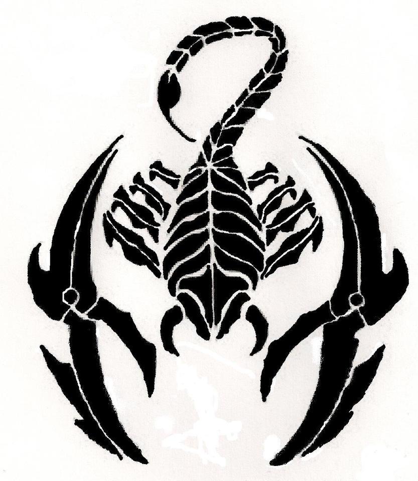scorpion by jcunningham2