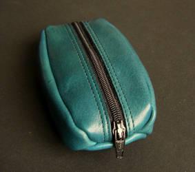 Coffee bean purse