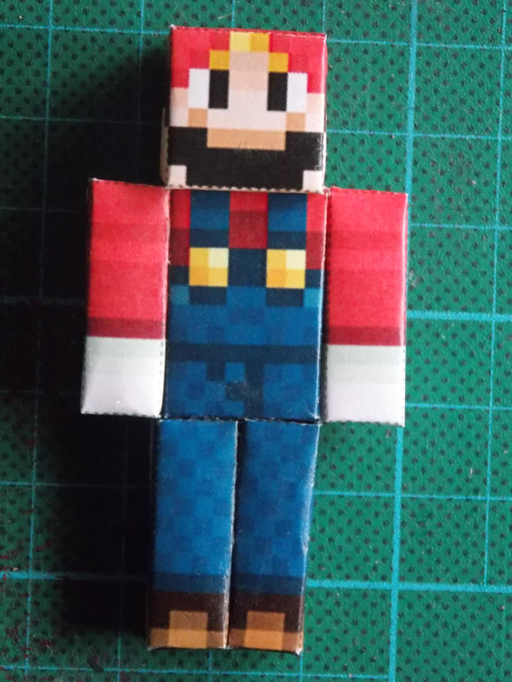 Mario minecraft papercraft by inmate0801 on deviantart mario minecraft papercraft by inmate0801 jeuxipadfo Images