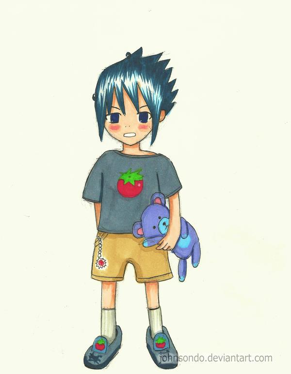 Innocent Sasuke much? by MasterAki