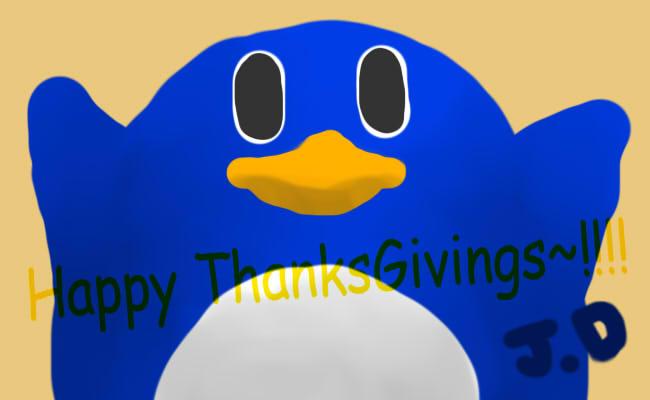 Happy ThanksGivings~!!!! - MasterAki by MasterAki