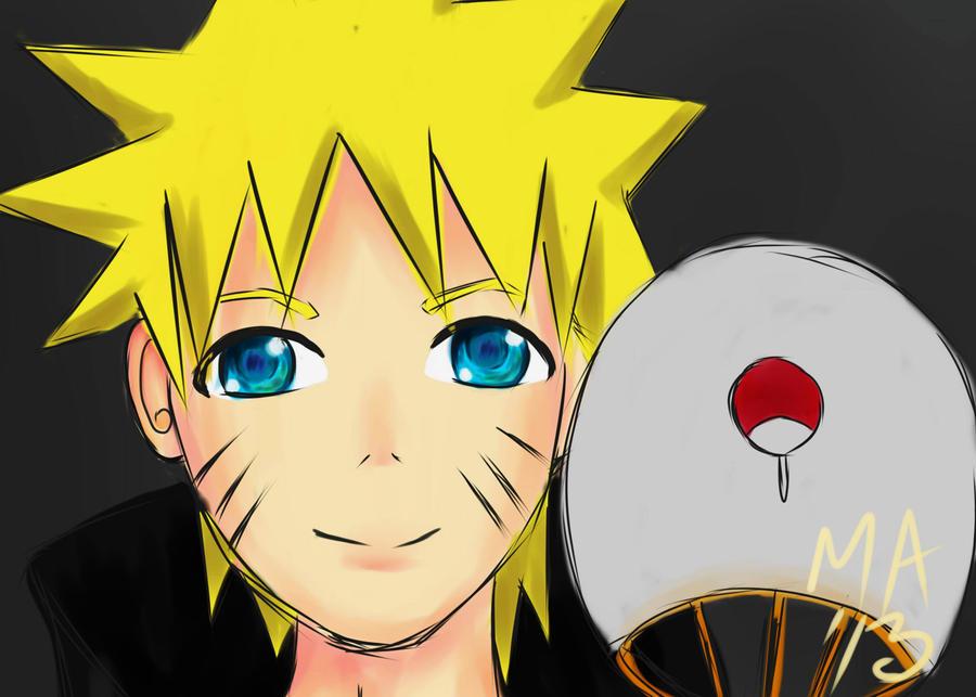 Naruto's Oceanic Blue Eyes! by MasterAki