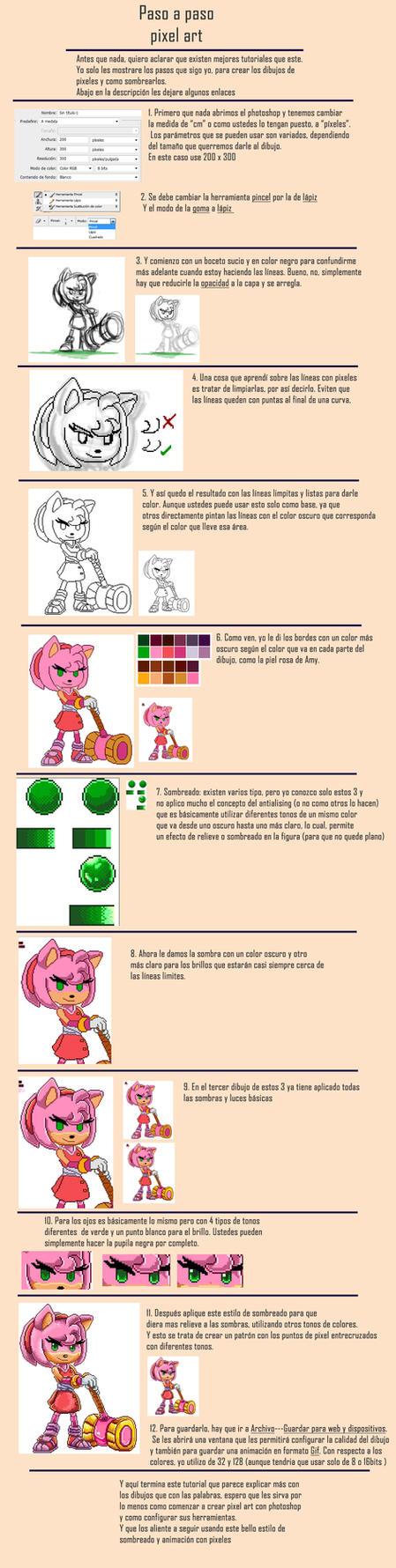 pixel art tutorial by pauladrag17