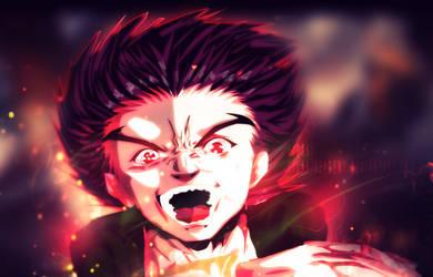 Chris Fist manga - chapter 2 by Hidakireyden1
