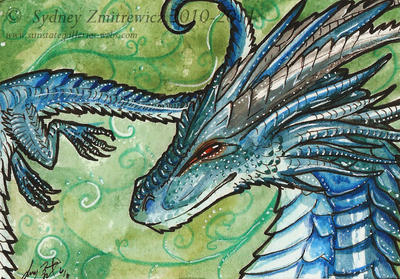 ACEO-Lanzarus by SunStateGalleries
