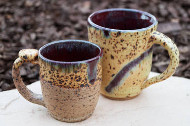 Safari Mug Set by SunStateGalleries