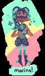ice cream girl by neo-zoid