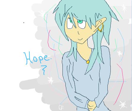 Hope by NinjaXaro