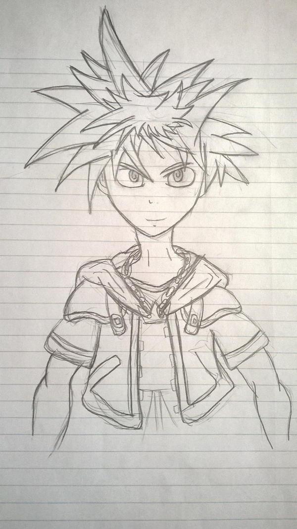 Sora by NinjaXaro