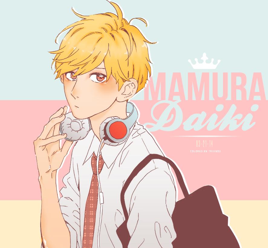HnR: Mamura1 by TAIIIYOU