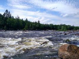 [Stock] River Landscape #5 by Binouchetruc
