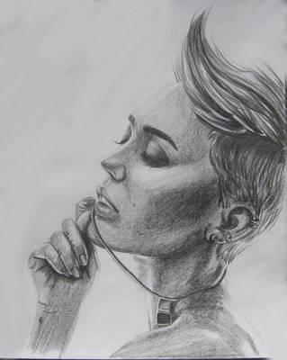 Miley R.Cyrus by Noel-Sacaris