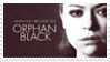 Orphan Black Stamp by PrincessMedley13