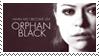 Orphan Black Stamp by PrincessMedley13