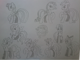 MLP Sketch Group