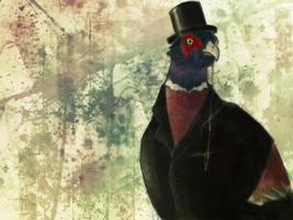 Lord Pheasant II by BloodyAlchemist