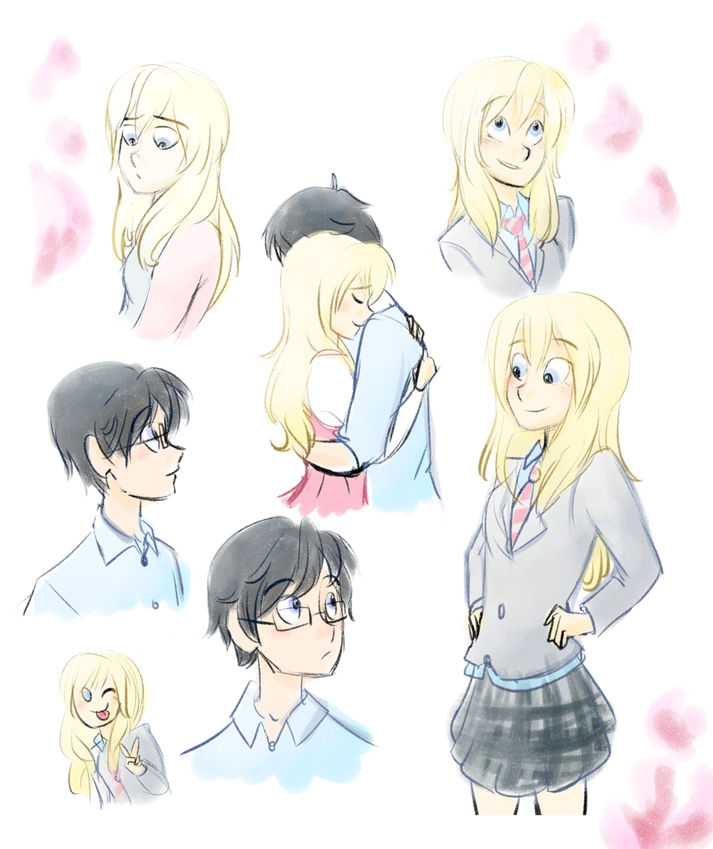 Your Lie In April By Piriie