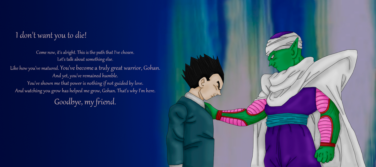 Dragon Ball Z Love Quotes : Piccolo Dbz Quotes. QuotesGram