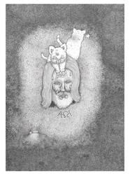 Kitten Crown by FerdinandBardamu