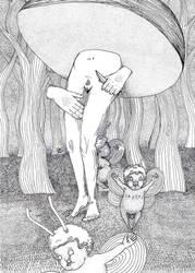 Mushroom by FerdinandBardamu