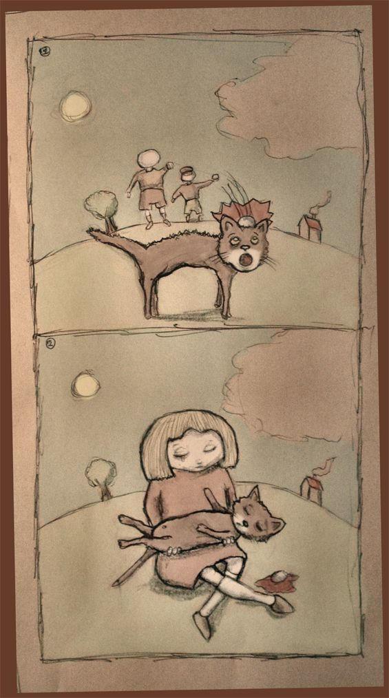 Story of Death by FerdinandBardamu