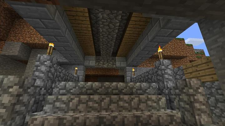 Main Mine bridge. by bigton